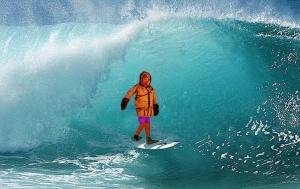 Surf's Up Brah!
