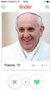 Swipe Right for Salvation!